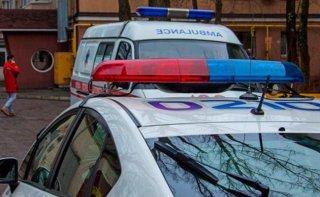 В Днепре обворовали машину скорой помощи - ФОТО