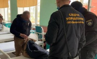 На Днепропетровщине полиция провела масштабную спецоперацию (фото, видео) - ФОТО