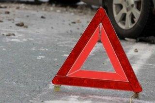 В Днепре столкнулись два Hyundai (видео) - ФОТО