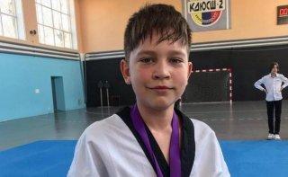 Тхэквондист из Каменского стал чемпионом Кропивницкого - ФОТО