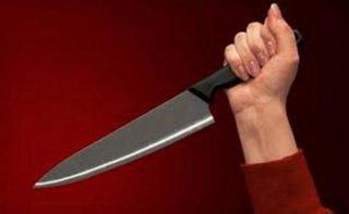 На Днепропетровщине спор двух мужчин закончился поножовщиной - ФОТО