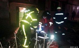 На Днепропетровщине во время пожара в квартире погиб мужчина - ФОТО