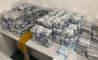 На Днепропетровщине разоблачили канал контрабанды наркотиков - ФОТО