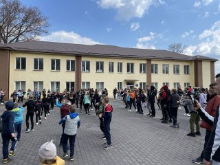 У Кам'янському відбувся танцювальний захід - ФОТО