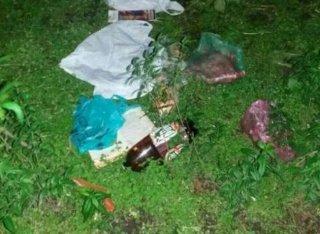 В Каменском возле железной дороги нашли младенца в полиэтиленовом пакете - ФОТО