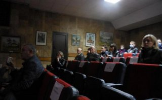 Музей истории Каменского показал новые «Кофейные истории» - ФОТО
