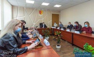 У Кам'янському відбулось засідання виконкому міської ради (подробиці) - ФОТО