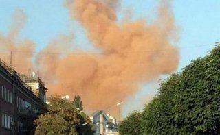 ДМК відмовився від збільшення об'ємів шкідливих викидів в повітря - ФОТО
