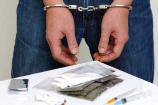 На Днепропетровщине двух полицейских поймали на сбыте наркоты - ФОТО