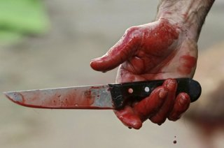 В Каменском избили женщину и исполосовали ножом мужчину - ФОТО