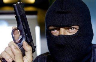 Разбойные нападения на офисы и магазины в Каменском: преступник задержан - ФОТО