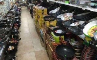 В Днепре мужчина обокрал магазин «Аврора» - ФОТО