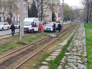 В Днепре расстреляли водителя Land Cruiser (фото) - ФОТО
