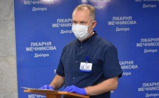 В Днепре реанимация Мечникова перегружена ковидными больными - ФОТО