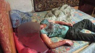 В Днепре женщина, у которой отобрали ребенка, совершила самоубийство (фото 18+) - ФОТО