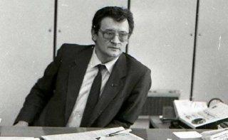 В Днепре умер известный журналист - ФОТО