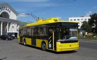 На Днепропетровщине появится новый троллейбусный маршрут - ФОТО