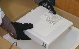 Днепропетровщина получила первые 1170 доз вакцины Pfizer/BioNTech от коронавируса - ФОТО